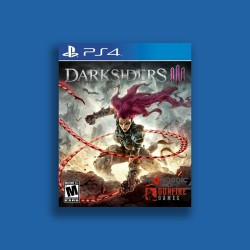 Dark Siders III - PS4