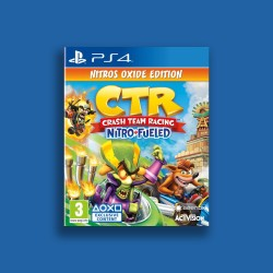 CRASH TEAM RACING - NITRO FUELED - ARABIC - PS4