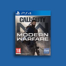 Call of Duty - Modern Warfare - PS4