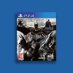 Batman Arkham Collection PlayStation 4 by Warner Bros Interactive