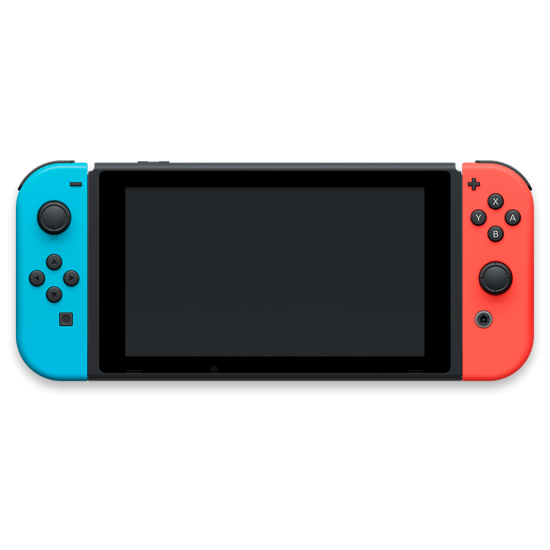 Nintendo Switch – long - European
