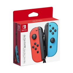Nintendo Switch Joy Con Controller Red-Blue