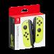 Nintendo Switch Joy Con Controller Neon Yellow