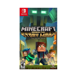 MINECRAFT story mode - NINTENDO SWITCH