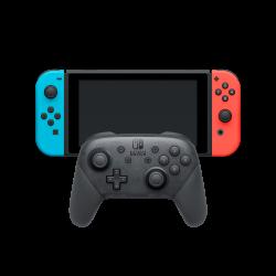Nintendo Switch European package