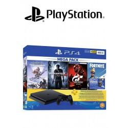 PS4 500GB Slim Hits Bundle Mega Pack V5