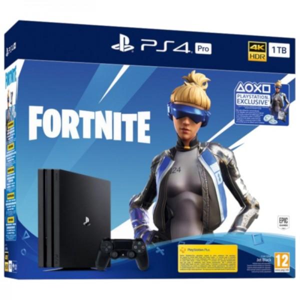 PlayStation 4 Pro 1TB (PS4) + Lot Fortnite Neo Versa