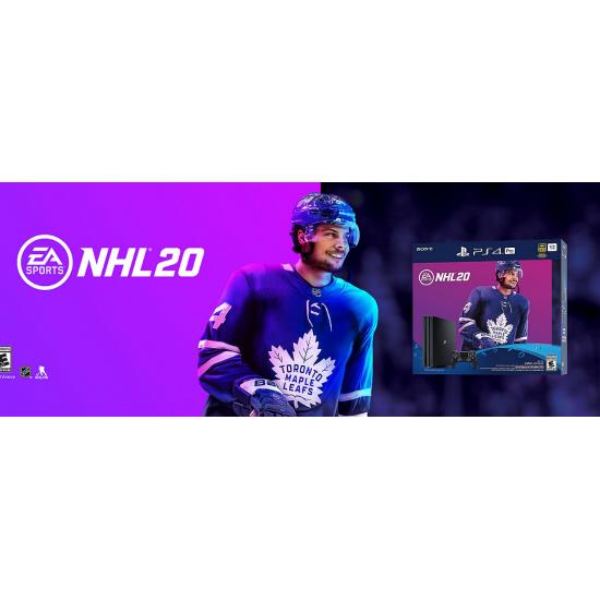 Ps4 Pro 1TB NHL 20 Bundle