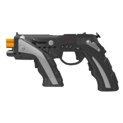 IPEGA PG-9057 Phantom ShoX Blaster Bluetooth Game Gun - BLACK