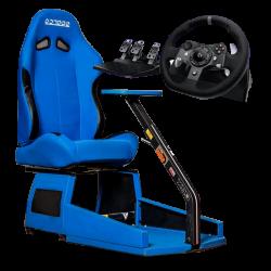 PLAYSEAT Racing wheel &  Logitech G920