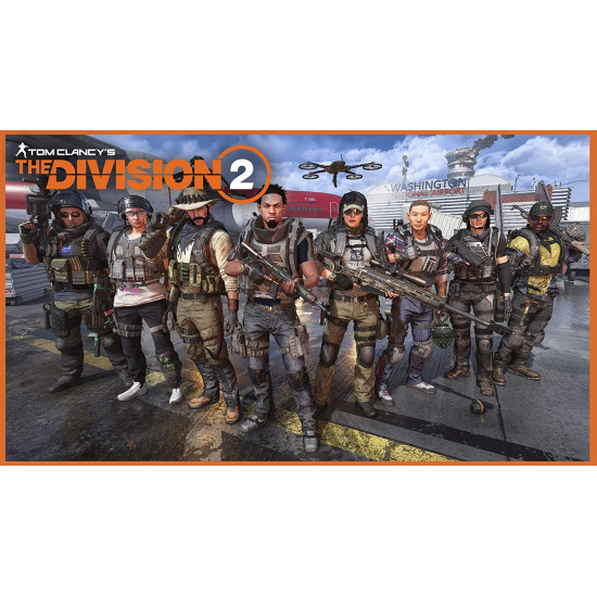 Enhanced Tom Clancy's The Division 2