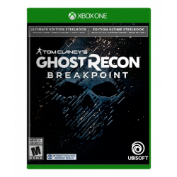 Tom Clancy's Ghost Recon Breakpoint Ultimate Steelbook Edition