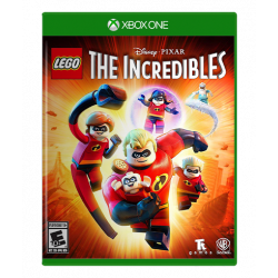 LEGO Disney Pixar's The Incredibles