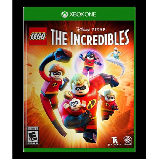 LEGO Disney Pixar's The Incredibles