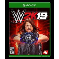 WWE 2K19 AR