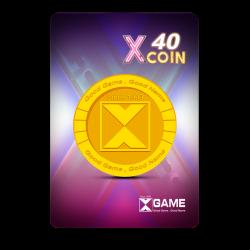 X Coin 40