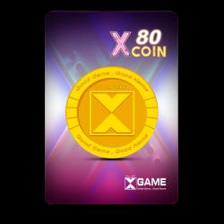 X Coin 80