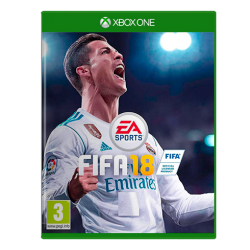 EA Sports FIFA 18 - Xbox One (Arabic)